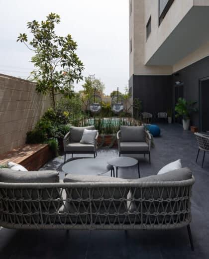 ההבדל בין עיצוב בית פרטי לבין עיצוב פנטהאוז